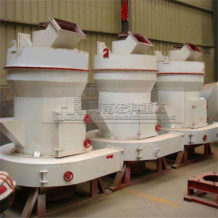 4R型雷蒙磨粉机