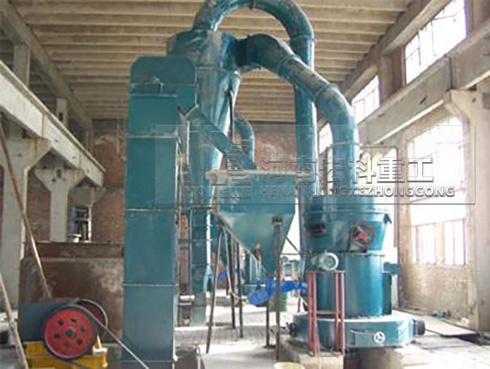雷蒙磨粉机设备