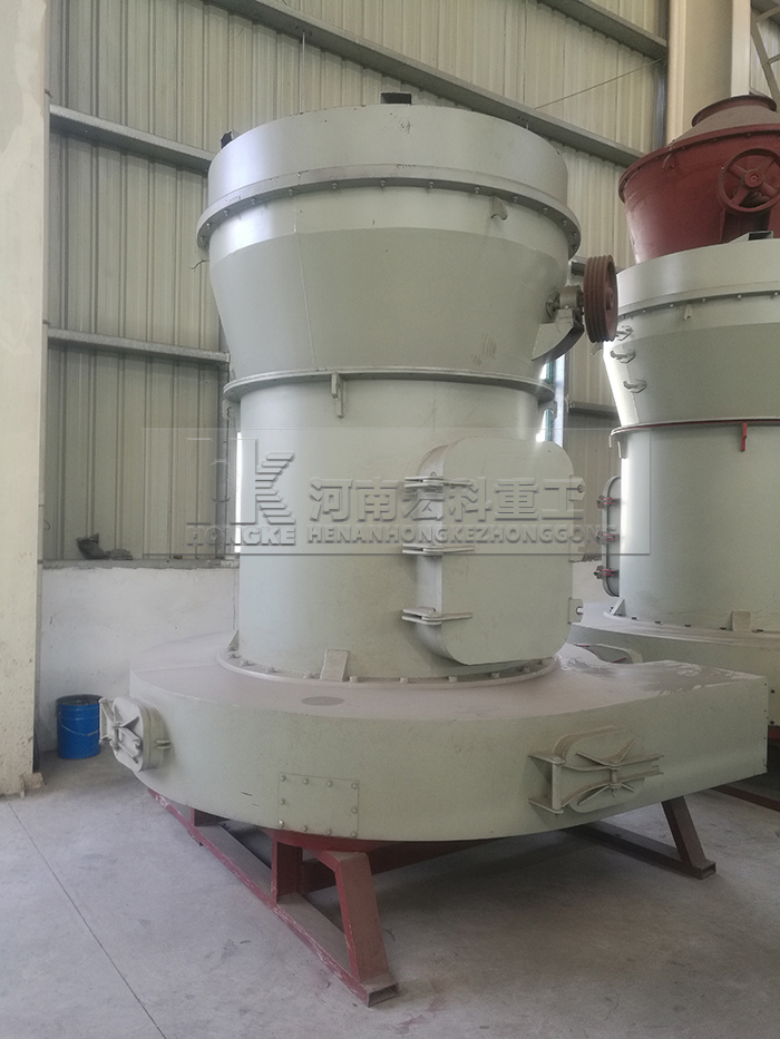 石灰石磨粉机,磨粉机